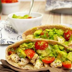 These avocado dinner ideas prove that avocados aren't just for guacamole. We found 15 delicious ways to enjoy avocado for dinner so you can eat as much of this delicious (and healthy!) fruit as possible!