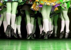 Irish Dance-incredible athletes...