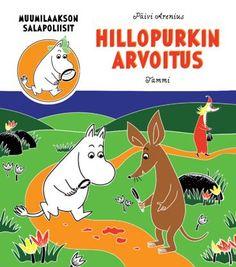 Hillopurkin arvoitus - Päivi Arenius - #kirja
