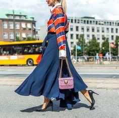 Day 1 of Copenhagen Fashion Week