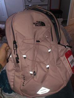 The North Face Women's Jester Luxe Backpack - College-Look North Face Backpack School, North Face Rucksack, Mochila Herschel, Herschel Rucksack, Herschel Backpack Outfit, Adidas Backpack, Kanken Backpack, Fashion Backpack, Mini Backpack