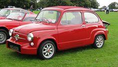 Fiat Abarth 750 1966