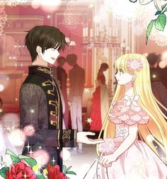 Title : 괴물 황태자의 아내가 후원 / I Became The Wife Of The Monstrous Crown Prince / The Little Princess And Her Monster Prince #manhwa #ancia #anthea #bellatian #bellacian #richard Little Princess, Manhwa, Crown, Comics, Lady, Anime, Queen, Inspiration, Ideas