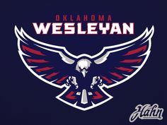 Okwu eagles primary logo dribbble