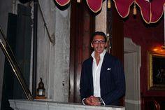 Matteo, owner Hotel Al Ponte Antico
