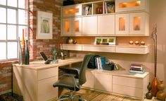 decorology: Creating an efficient, professional, and inspiring home office