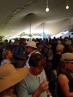 Great support for the Plett Wine & Bubbly Festival Sasfin & Bubbly Wines, Bubbles