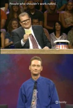 Ryan freaking Stiles.  The most hilarious person ever/my favorite Whose Line improver/AND my birthday buddy!