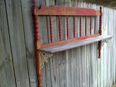 bed frame shelf