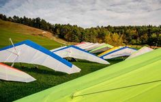 Hang Gliding New Hampshire