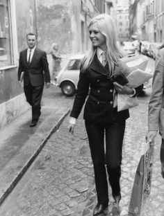 Did the '60s-inflected Fall 2016 collections all share Bardot as a muse? On her birthday, we're shopping the best BB-worthy looks in stores now