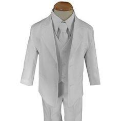 NEW Formal Suit Set WHITE for Boys Baby to Teen (Medium (6-12 months)) Gino Giovanni, http://www.amazon.com/dp/B001GPASSC/ref=cm_sw_r_pi_dp_fVUQpb0VXPKSV