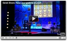 Should You Keep Your Goals to Yourself?