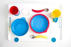 Fun, Colorful Tableware Designed For Alzheimer's Patients | Co.Design | business + design