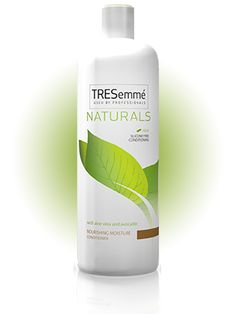 Naturals Nourishing Moisture Conditioner Aloe Vera and Avocado by TRESemmé