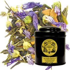 TC970 :  NOCTURNE ORIENTAL®  Sensual floral citrus green tea
