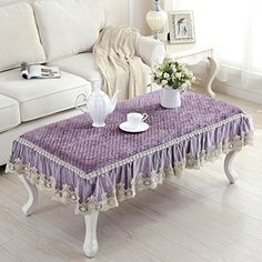 Cashmere Lace Silk Pattern Meal Table Cloth,Chair Set Chair Cushion Chair Set,Tablecloth Coffee Table Cloth European Style Tablecloth-F 60x60cm(24x24inch)