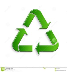 Recycle Green Logo.