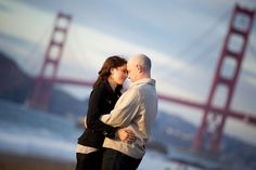 21 - Baker Beach Engagement Session Photographer Pictures -21