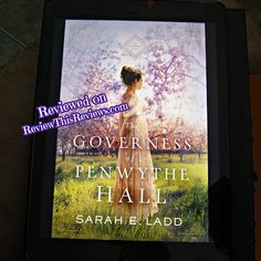 Review This Reviews!: The Governess of Penwythe Hall (The Cornwall Novel... Book 1, This Book, Pictures Of Beautiful Places, She Movie, Child Life, Heart And Mind, Together We Can, What To Read, Historical Fiction