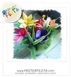 Composizione #floreale colorata