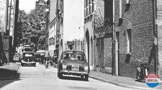 Lange Houtstraat Amsterdam (jaartal: 1950 tot 1960) - Foto's SERC