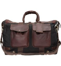 ebbe9f4de7c6 Free shipping and returns on Will Leather Goods Traveler Duffel Bag at  Nordstrom.com.