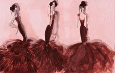 Red for fun. Red for love. Red forever! – Vera Wang