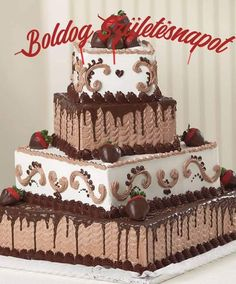 Why order a Publix Bakery wedding cake? Our wedding cakes taste as great as they look. View Publix wedding cakes, and see how we can customize yours. Cupcakes, Cupcake Cakes, Beautiful Cakes, Amazing Cakes, Chocolates, Publix Cakes, Square Wedding Cakes, Cake Online, Cake Pictures