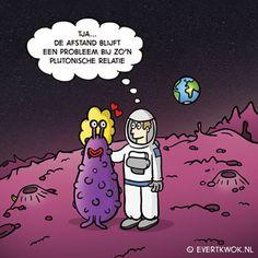 Evert Kwok - cartoons & illustraties - droge humor & woordgrappen