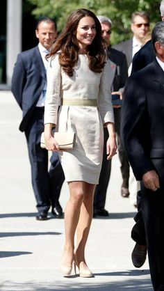 Kate Middleton royal tour of Canada and USA in 2011