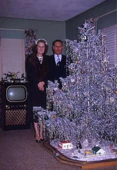 mid century christmas - Mid Century Christmas Tree
