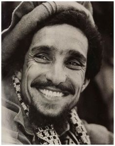 Ahmed Shah Massoud (militaire)