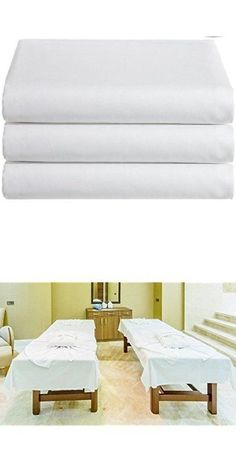 Bed And Bath 48758: Flat Hospital Flat Sheets Bed Sheets, Twin Size Flat 3