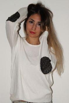 #sweater #pitucones #lentejuelas #tendencias #temporada2015 #otoño #invierno