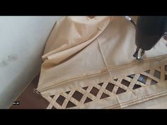 Beautiful Poncha Design For Eid - Make less for Paint - All Style In this video, I am going to teach you how to make trouser for net box desi. Kurti Sleeves Design, Sleeves Designs For Dresses, Blouse Neck Designs, Sleeve Designs, Pakistani Fashion Casual, Pakistani Dress Design, Kurta Designs Women, Salwar Designs, Baby Frocks Designs
