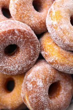 Step by step brioche doughnut recipe. Make homemade doughnuts for your next brunch!