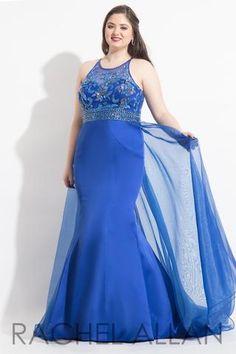 f0aa97888ee Rachel Allan Curves. Plus Size GownsPlus Size PromCurve ...