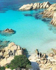 Caprera Island, Sardegna, Italy