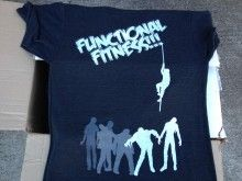 Zombie Functional Fitness Women's Tee