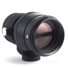 Carl Zeiss 180mm f2.8 Sonnar Olympia Lens M42 Pentax Screw Fit 18 Blades READ