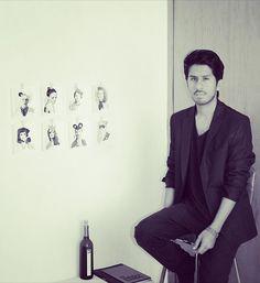 El artista mexicano Prince Láuder tendrá una importante participación en esta plataforma de moda realizada en Florencia.