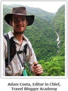 Travel Blogger Academy