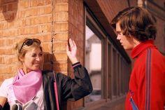 Bill Skarsgård and Cecilia Forss in Simple Simon