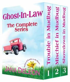 Ghost-in-Law Boxset by Jana DeLeon. $6.99