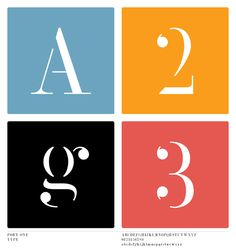 Matt Willey — Port One Type for Port Magazine.