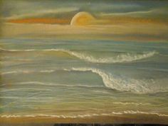 Lahinch sunsets Drawing by Angela Butterfield