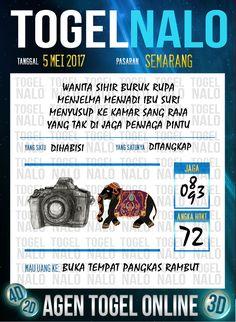 Taysen 2D Togel Wap Online TogelNalo Semarang 5 Mei 2017