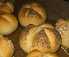 Rezept Frühstücksbrötchen von Kiwis Nest - Rezept der Kategorie Brot & Brötchen
