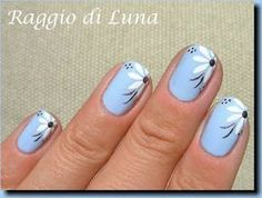 nail art I think it would be prettier in a gloss rather than matte